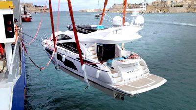 Super Yacht Transport